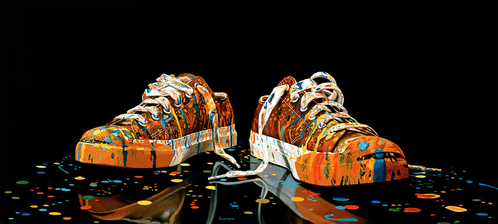 Artists-Shoes