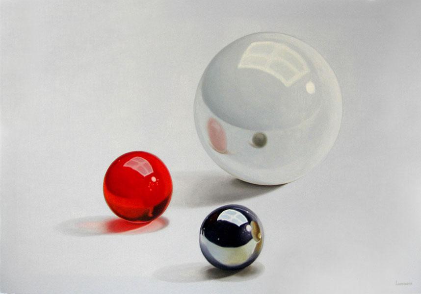 (2002) Óleo sobre lino 100 x 150 cms