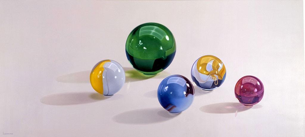 (2003) Óleo sobre lino 80 x 175 cms